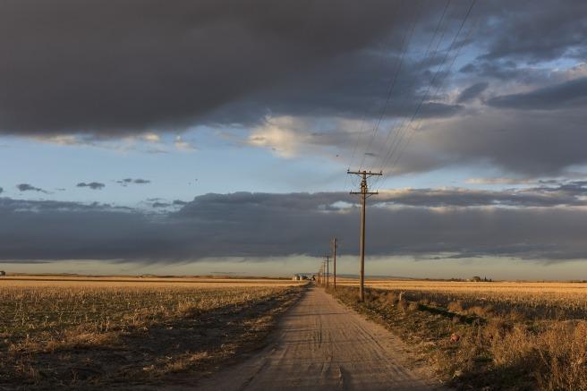 Colorado, Trilogia della Pianura di Kent Haruf