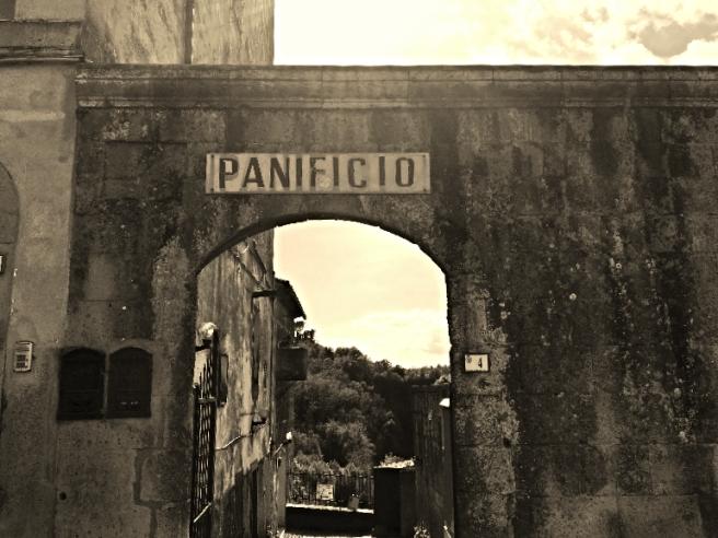 Panificio, oggi come ieri [Photo Credits: Marta Mancini]